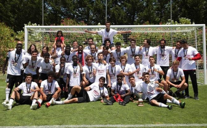 Blog Benfica Campeão Nacional de Juvenis 2018/19