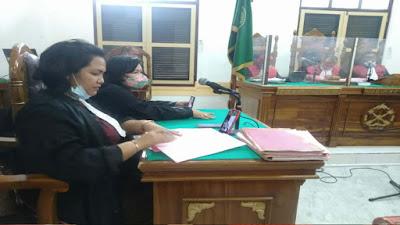Simpan Sabu di Mess Pemko Tanjungbalai, 2 Terdakwa Dituntut 18 Tahun Penjara