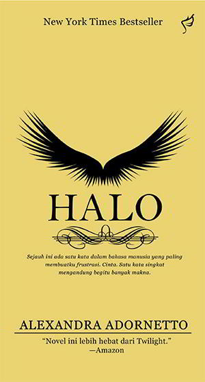 Halo karya Alexandra Adornetto PDF Download