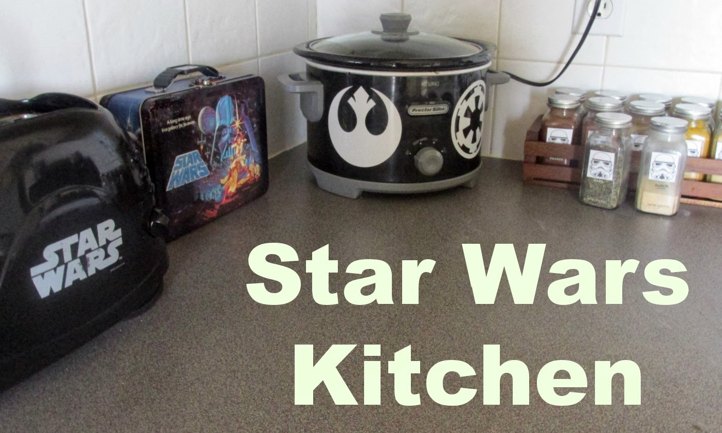 Pin By Lynette Barrera On For The Home Star Wars Kitchen