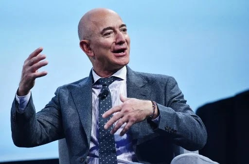 Bezos steps down as Amazon CEO, hands over to Andy Jassy