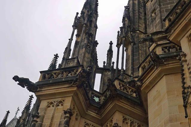 St. Vitus Cathedral Gargoyle