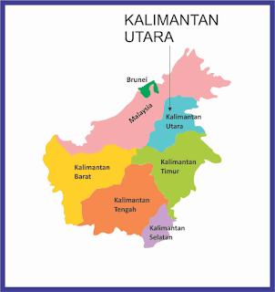 lagu daerah dari provinsi kalimantan utara