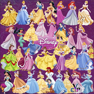 Beautiful Disney Doll clipart png