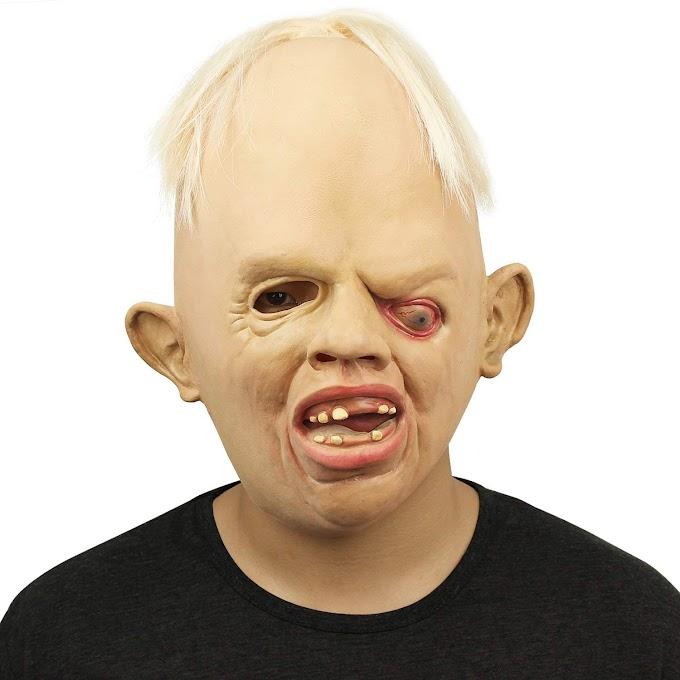 Ya puedes convertirte en Sloth y querer a Gordi como el mejor con esta máscara.