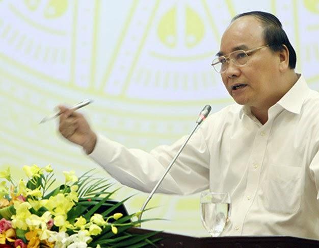 Các ngón đòn chính trị hiểm độc nhất của  Phó thủ tướng Nguyễn Xuân Phúc