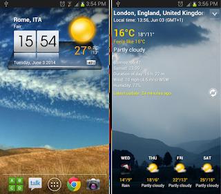 تحميل تطبيق 3D Sense Clock & Weather 5.26.05.apk