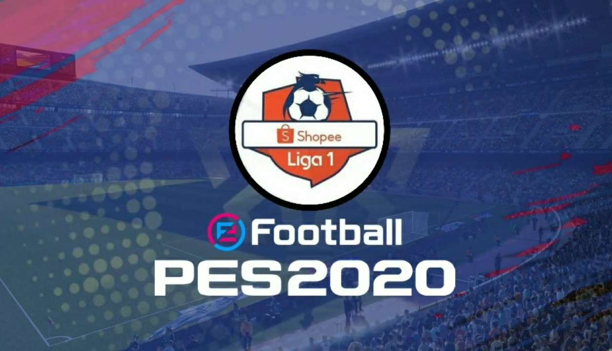 FTS MOD PES 2020 FULL TRANSFER SHOPEE LIGA 1 INDONESIA LIGA EROPA