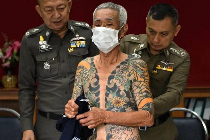 القبض على أحد كبار المافيا اليابانية بسبب الفيسبوك