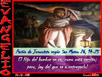 Resultado de imagen para En aquel tiempo, uno de los Doce, llamado Judas Iscariote,