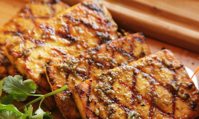 How to Make Sweet Smoky Barbecued Tofu
