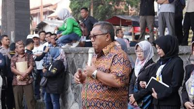Bupati Sukabumi ;Uji Kompetensi Langkah Awal Menjaring SDM Unggul Untuk Kemajuan Desa