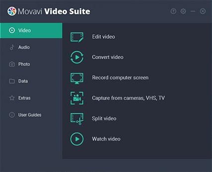 Movavi Video Suite 18 Full
