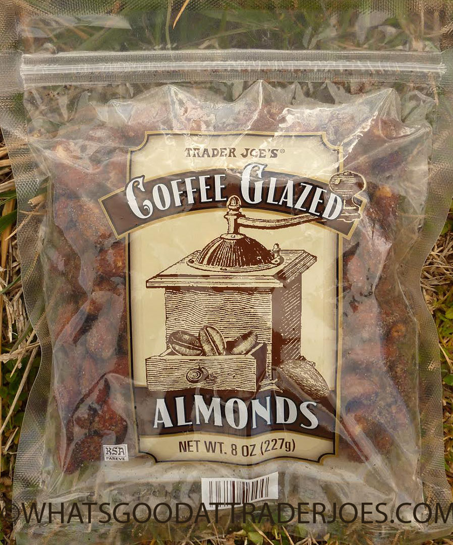 Trader Joe S Coffee Glazed Almonds