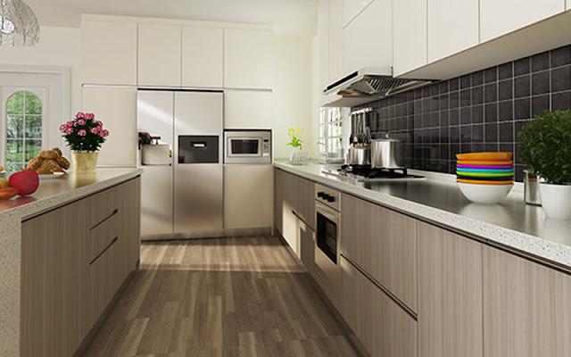 7 lưu ý đặc biệt khi làm tủ bếp