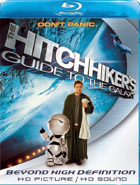 The Hitchhiker's Guide to the Galaxy 2005 Hindi Dubbed Dual BRRip 720p