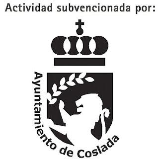 Actividad subvencionada por el Ayuntamiento de Coslada
