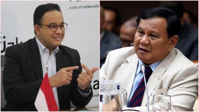 Pilpres 2024: Duel Anies VS Prabowo