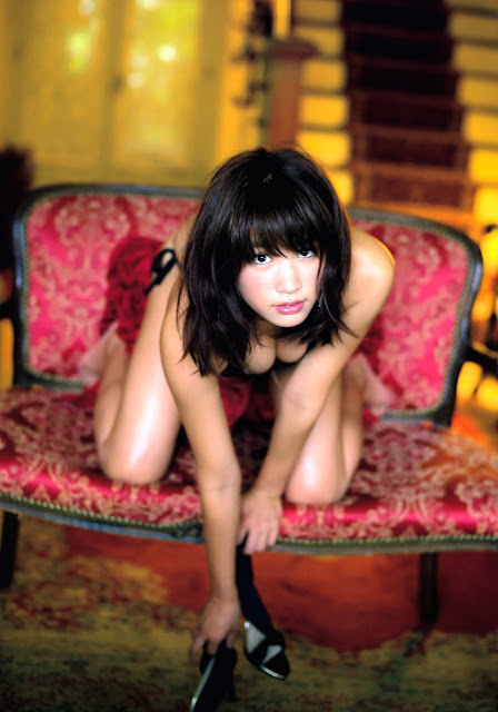 Hisamatsu Ikumi 久松郁実 La iku Photobook 24