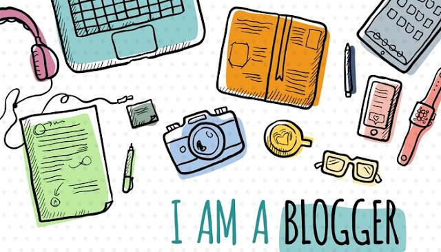 blogger görseli