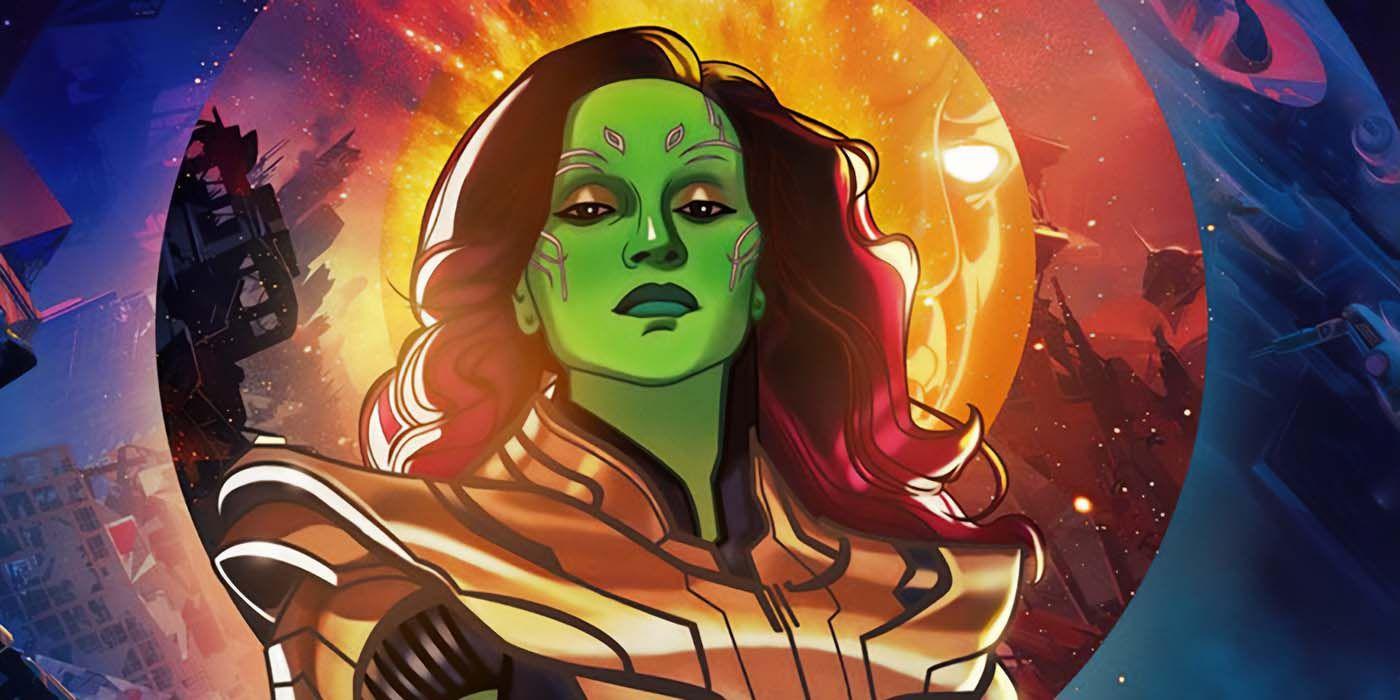 Gamora en What If...?