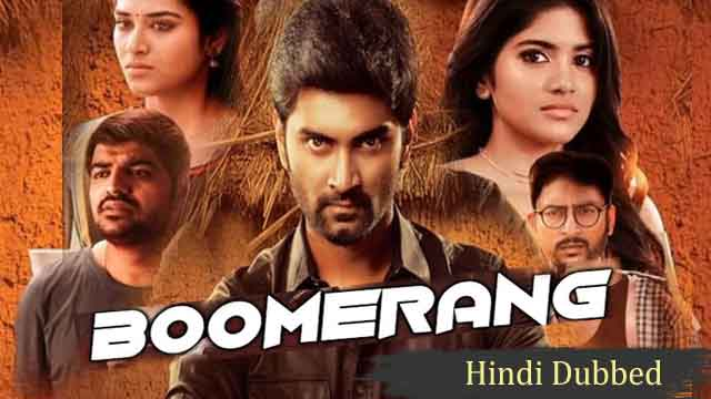 Boomerang 2019 Hindi Dubbed Full Movie | Boomerang Tamil Movie Hindi