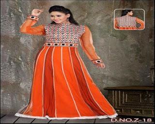 model baju india 2016