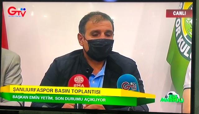 Şanlıurfaspor'da transfer yasağı kalktı