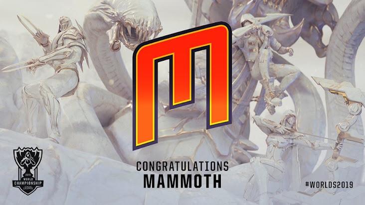 MAMMOTH Esports – Hướng tới CKTG 2019 với niềm cảm hứng từ game thủ gốc Việt
