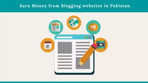 How to Earn Money from Blogging in Pakistan