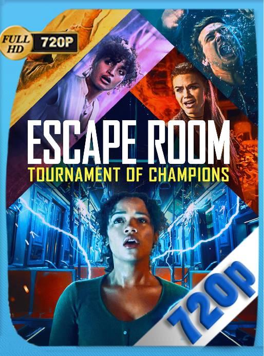 Escape Room 2: Reto Mortal (2021) WEB-DL 720p Latino [GoogleDrive] Ivan092