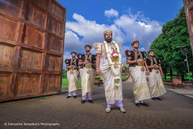 Chandimal Jayasinghe Royal Party 2019 - Pre shoot 6