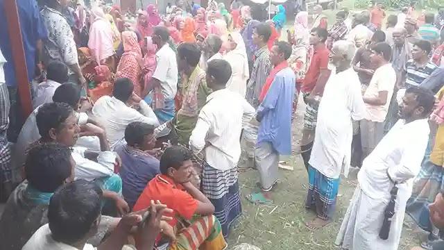 উলিপুরে মঙ্গার শ্রমিকের ৩৫ লাখ টাকা হরিলুট