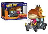 DORBZ RIDEZ: BIG GRUESOME IN CREEPY COUPE