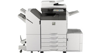Sharp MX-3050V Printer Drivers