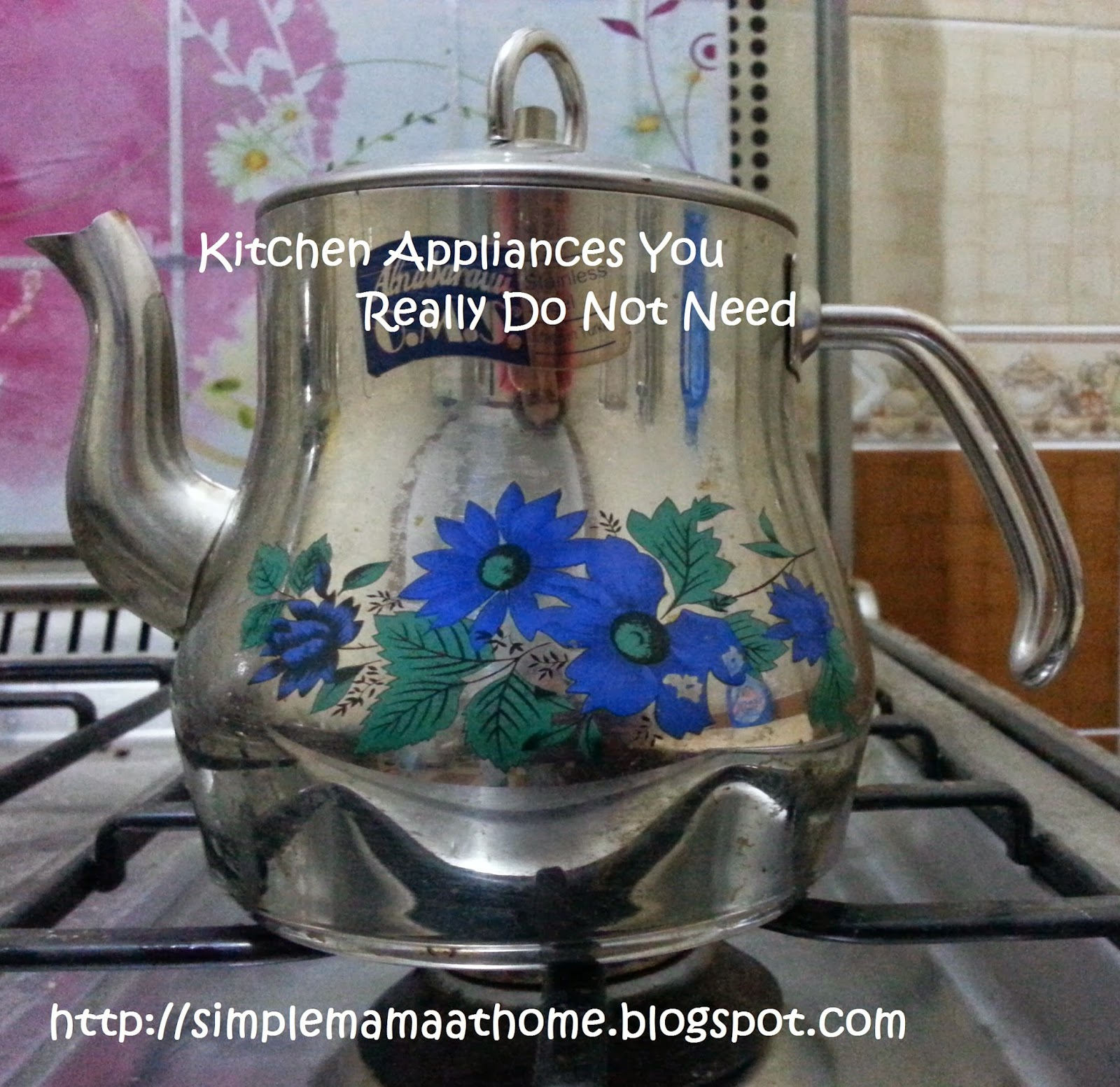 Kitchen Appliances You Really Do Not Need