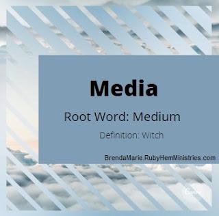 Media: Medium: Witch