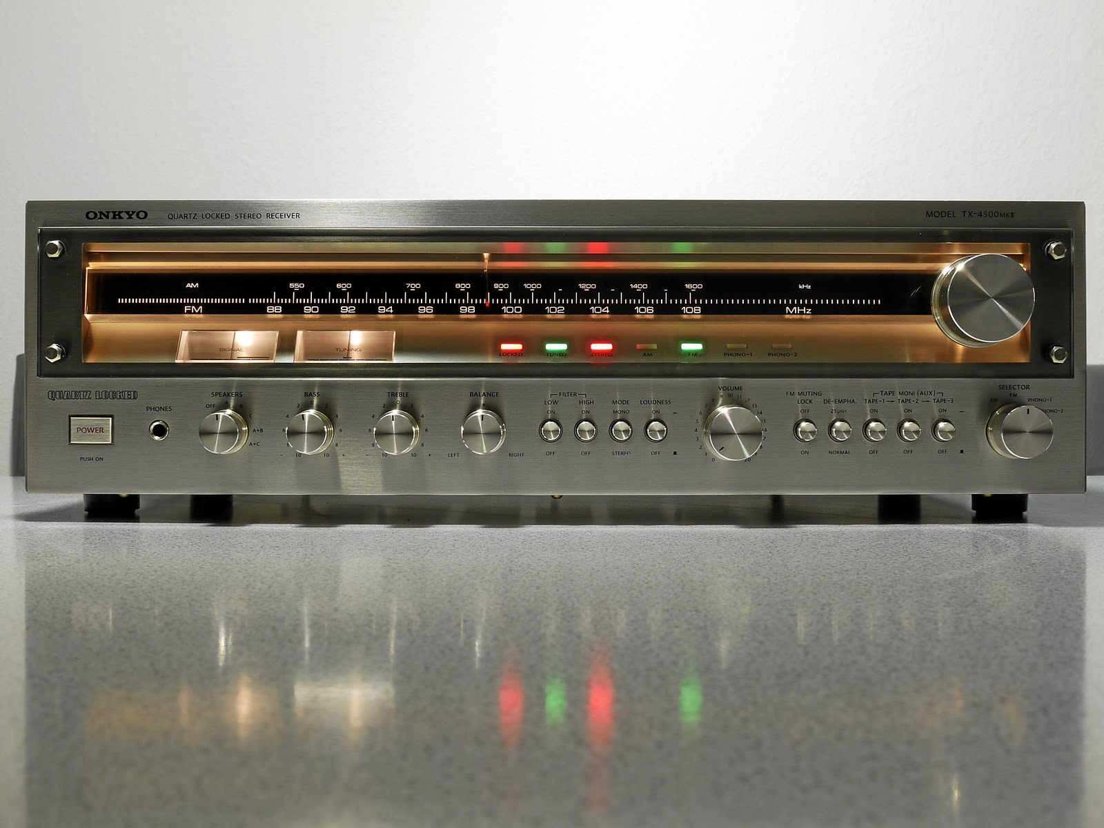 Vintage Stereo Recievers 97