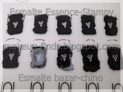 Stamping: Top-Coats que Funcionan (review+swatches)