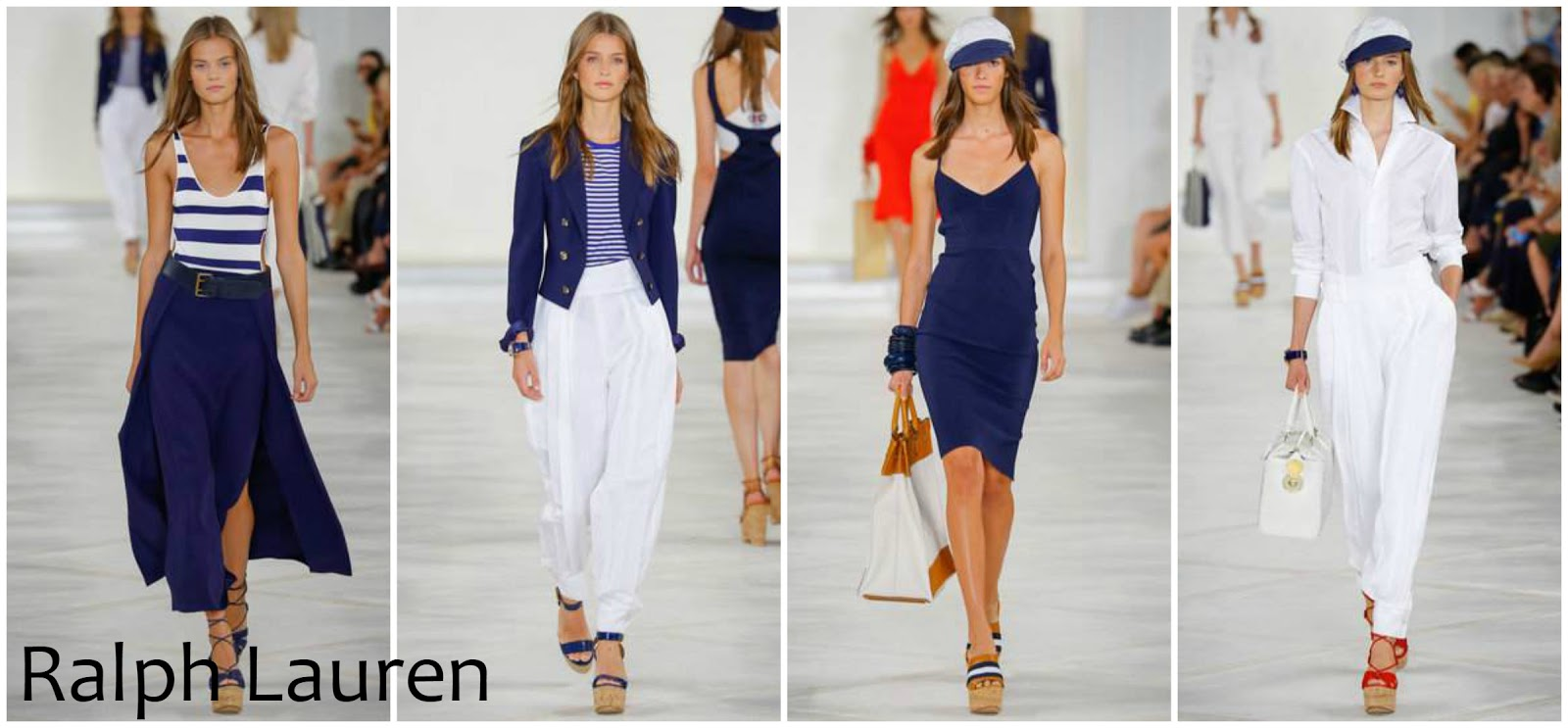 Ralph Lauren runway fashion