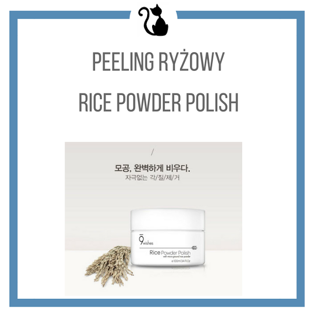 Peeling ryżowy Rice Powder Polish