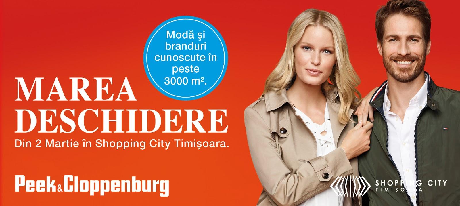 Peek & Clopenburg Shopping City Timisoara