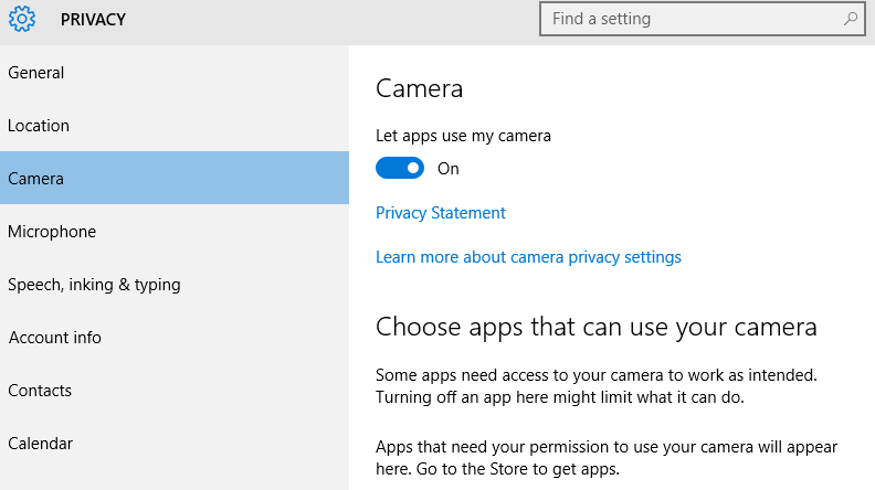 Windows 10 part #4 - secure your privacy with AppSense