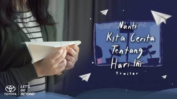 Review Film Nanti Kita Cerita Tentang Hari Ini (2020), Sajian Menarik di Awal Tahun