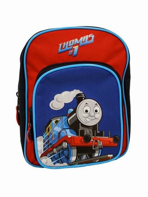 Tas ransel untuk anak sekolah gambar thomas and friends