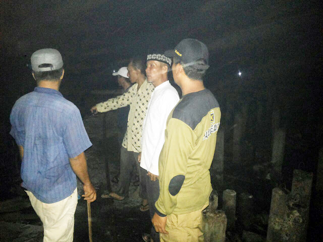 Ratusan Rumah di Belawan Terbakar, PKS Respon Cepat Bantu Para Korban