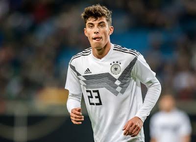 Havertz - Kỉ lục gia trẻ tuổi và hy vọng của người Đức 3