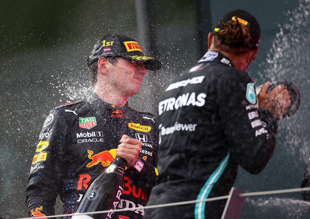 A Red Bull já venceu as últimas quatro corridas