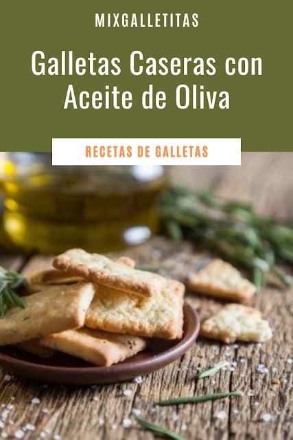 Cómo hacer galletas caseras con aceite de oliva