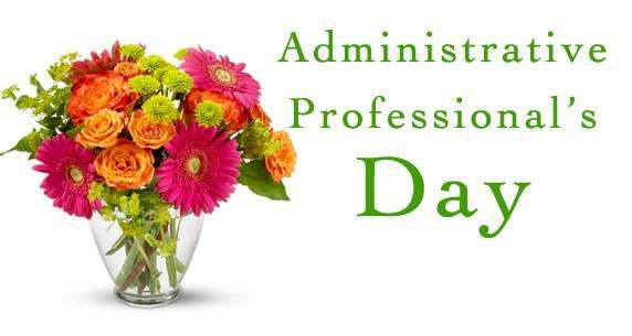 Administrative Professionals Day Wishes Beautiful Image